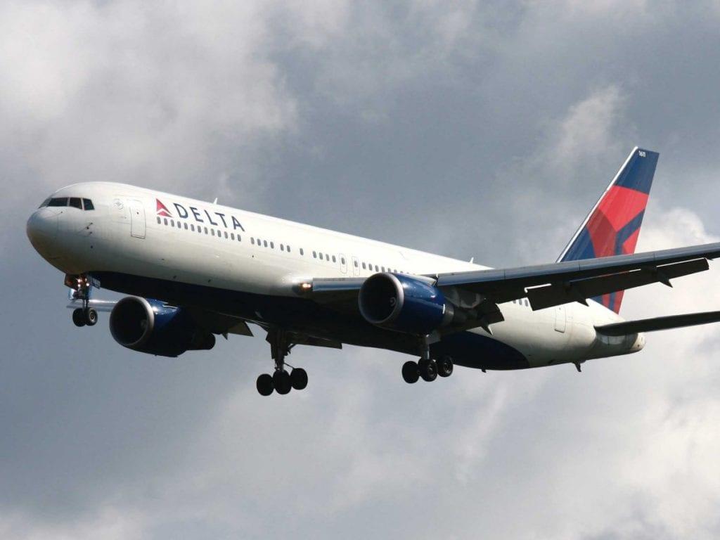 Delta One to Paris
