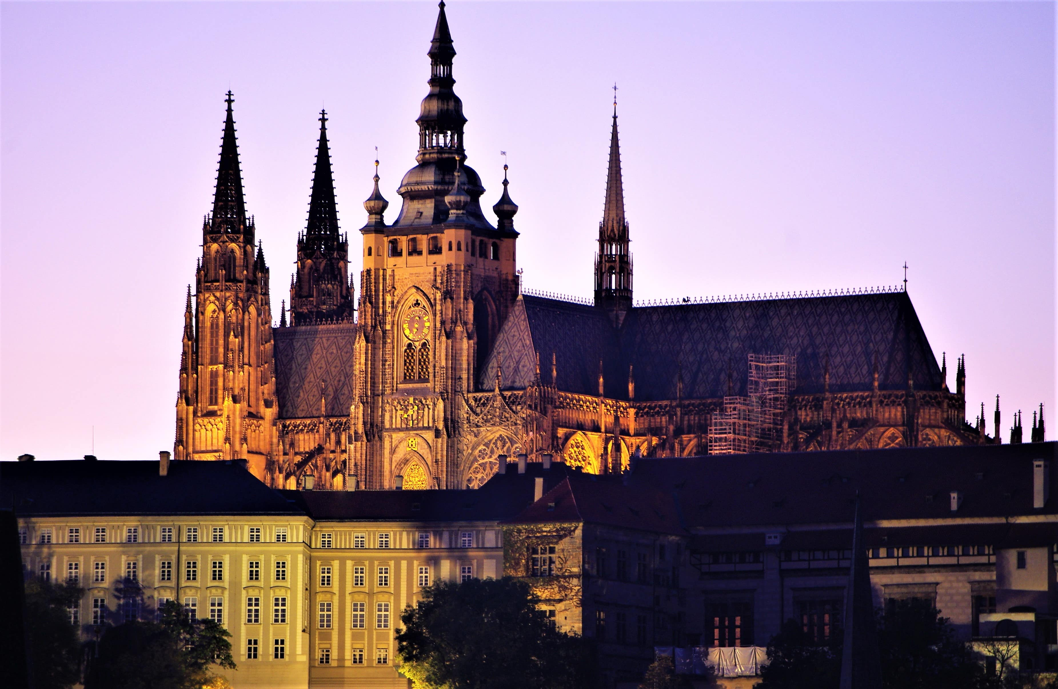 Prague: Back and Forth Across the Charles Bridge