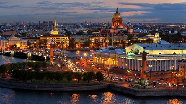 Saint Petersburg: Capital of Imperial Russia