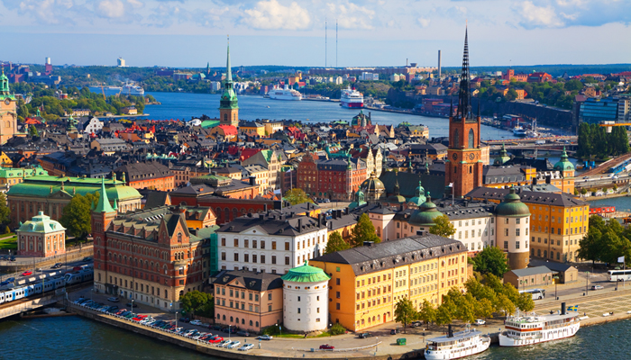 Stockholm: Another Old Town