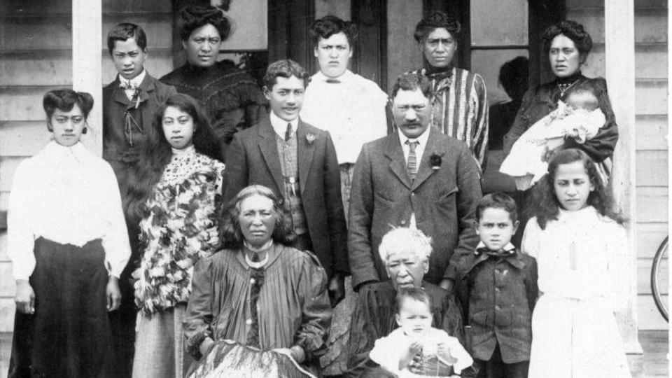 The Maori and the Mormons